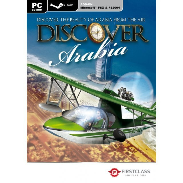 Discover Arabia (DVD-ROM)