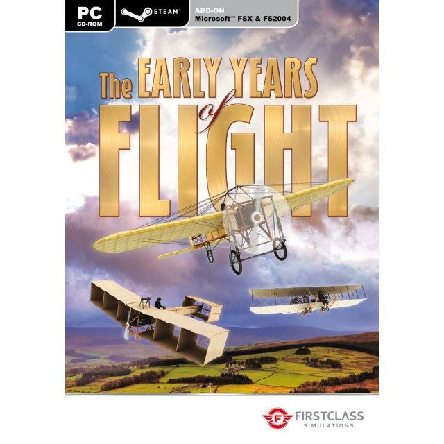 Early Years of Flight (DVD-ROM)
