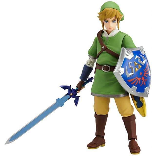 figma The Legend of Zelda Skyward Sword Figure: Link