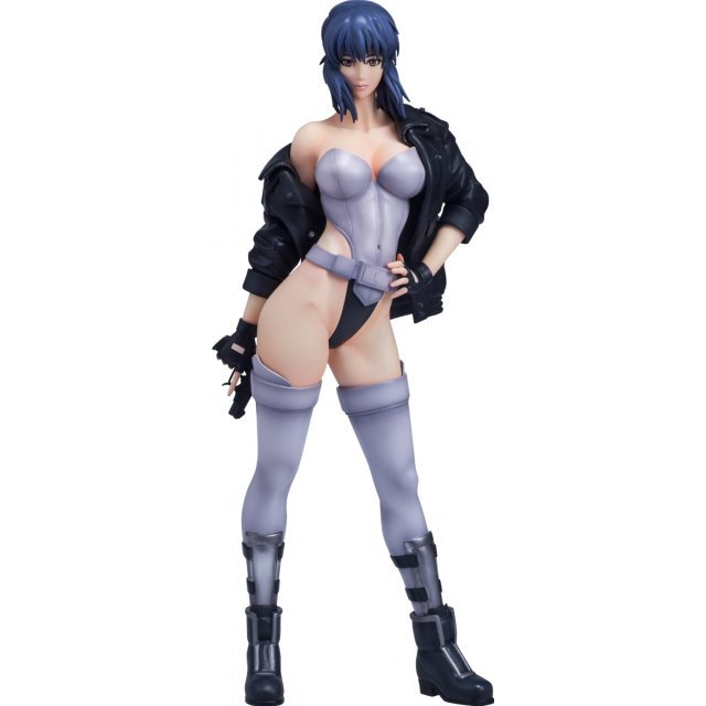 Hdge Technical Statue No. 6 Ghost In The Shell S.A.C: Kusanagi Motoko