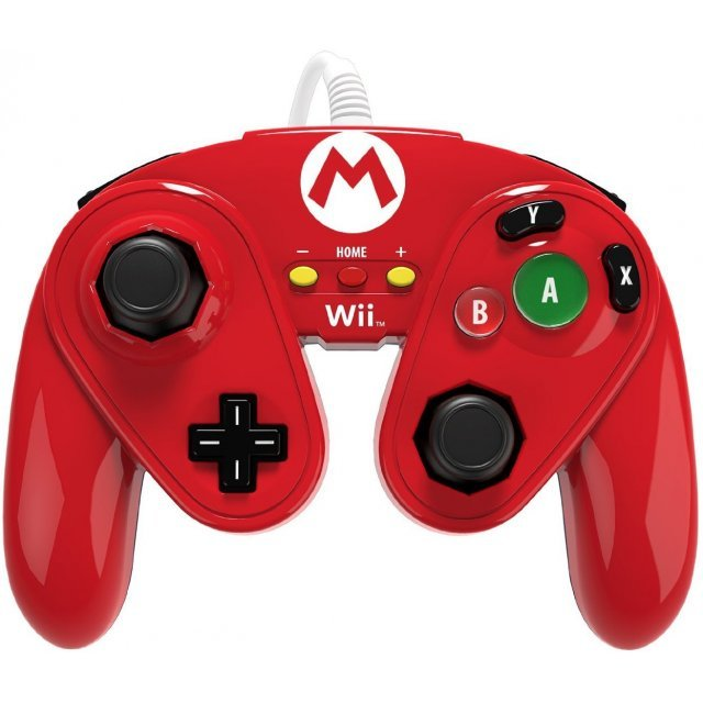 PDP Wired Fight Pad for Wii U (Mario)