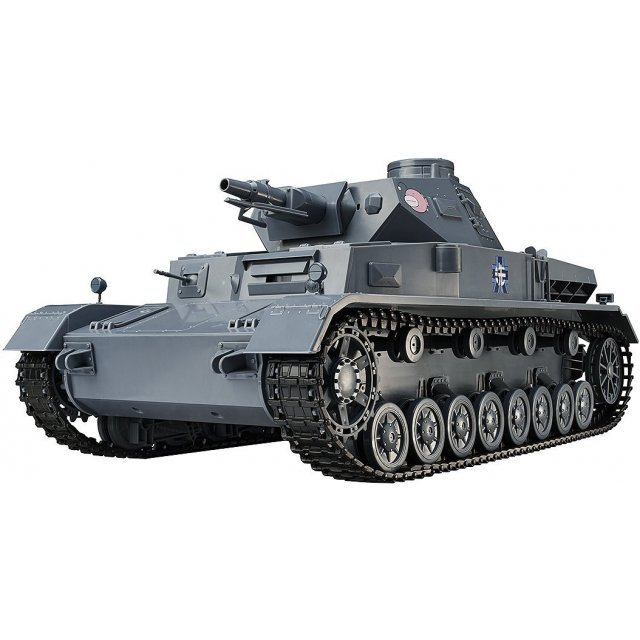 figma Vehicles Girls und Panzer: Panzer IV Ausf. D 'Finals'