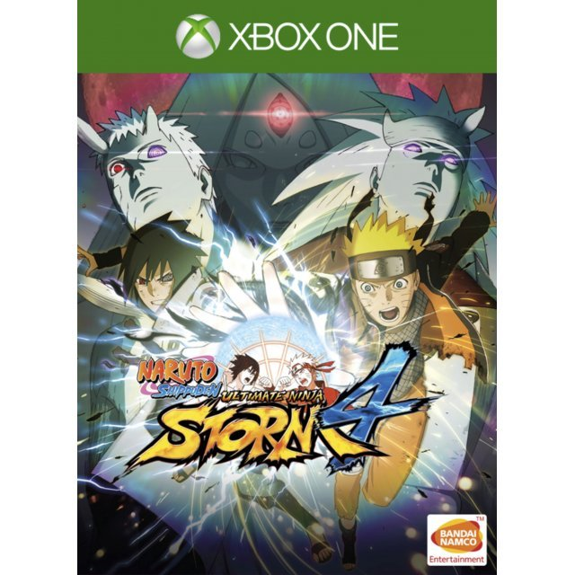 Naruto Shippuden: Ultimate Ninja Storm 4 (English)