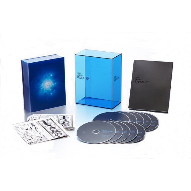 Neon Genesis Evangelion Blu-ray Box [Limited Edition]