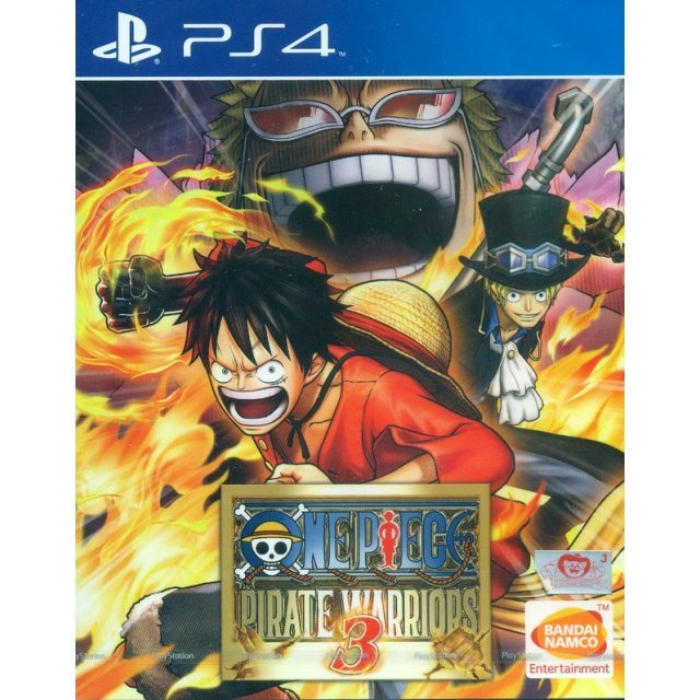 One Piece: Pirate Warriors 3 (English Sub)