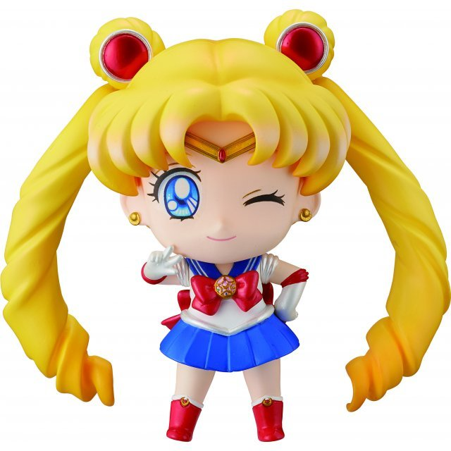 Petit Chara Deluxe! Sailor Moon: Sailor Moon