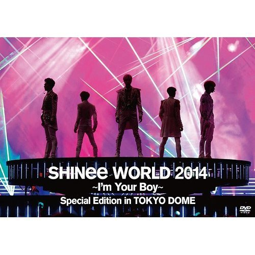 Shinee World 2014 - I'm Your Boy Special Edition In Tokyo Dome