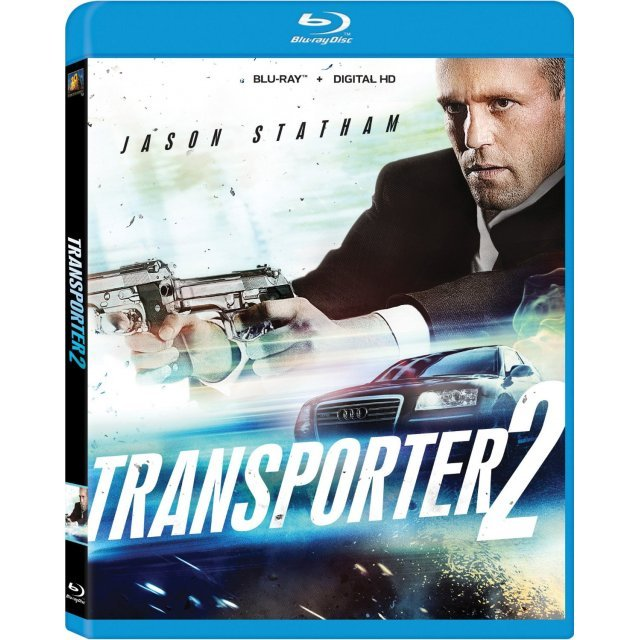Transporter 2 [Blu-ray+Digital Copy]