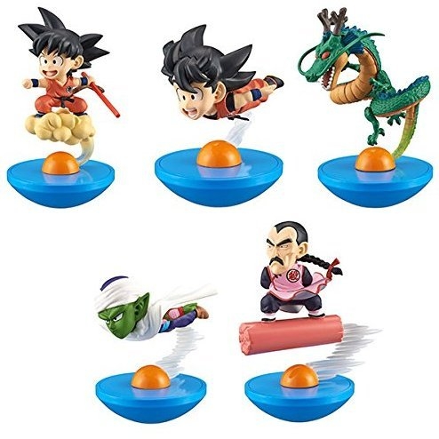 Yura Cole Dragon Ball Kai (Set of 5 pieces)