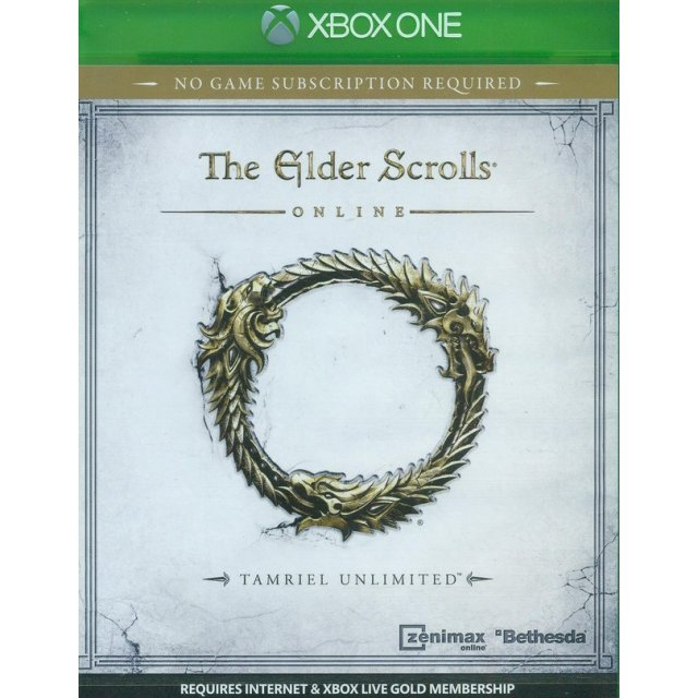 The Elder Scrolls Online: Tamriel Unlimited (English)