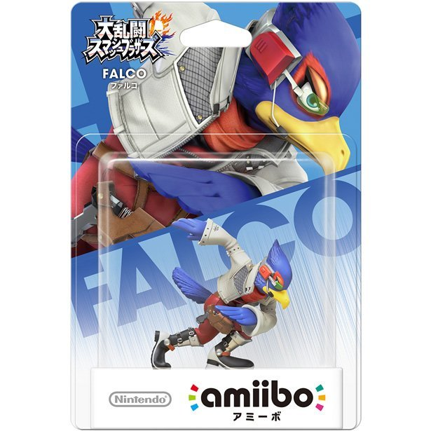 amiibo Super Smash Bros. Series Figure (Falco)
