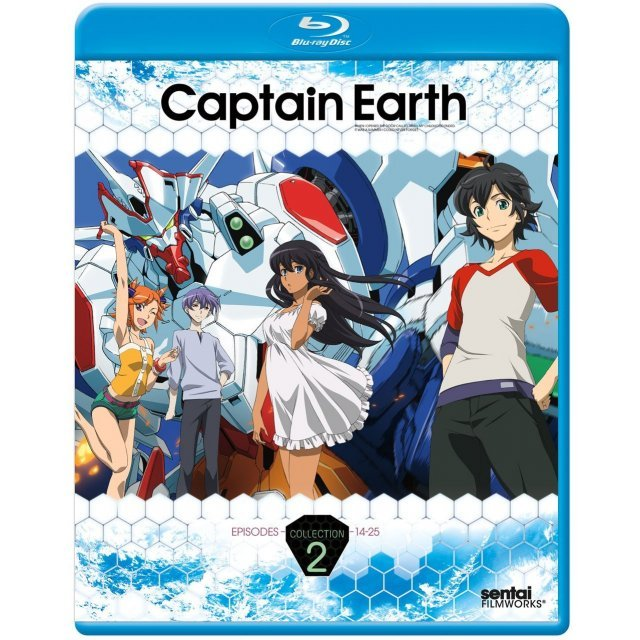 Captain Earth: Collection 2