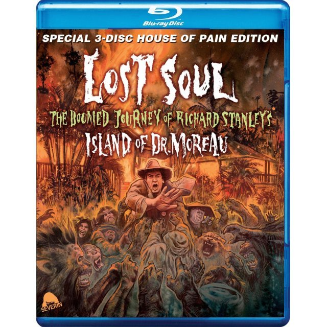Lost Soul: Doomed Journey of Richard Stanley's (House of Pain Edition)