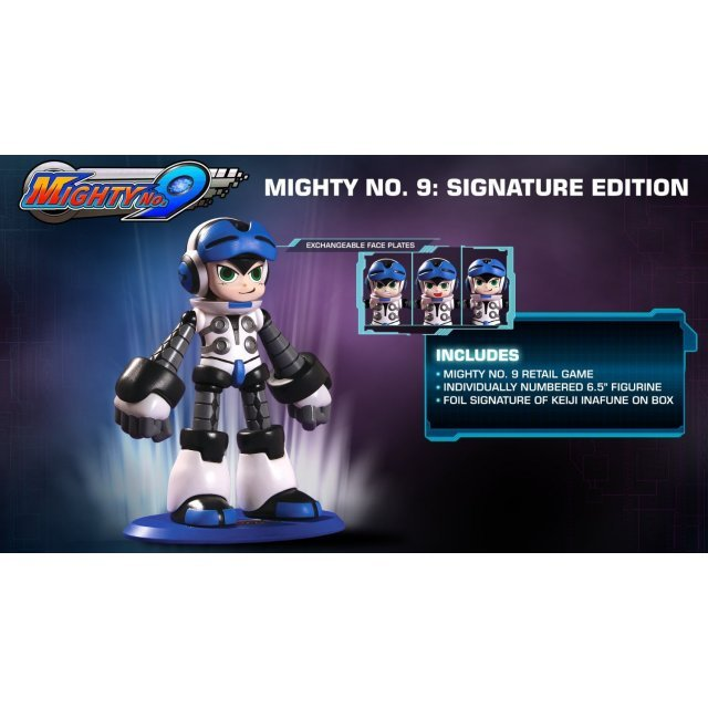 Mighty No. 9 [Signature Edition]