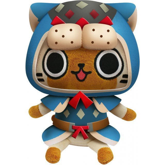 Monster Hunter Otomo Airou Plush: Ashiraneko
