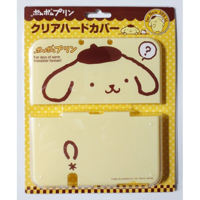 Pompompurin Hard Cover for New 3DS LL (Pompompurin)