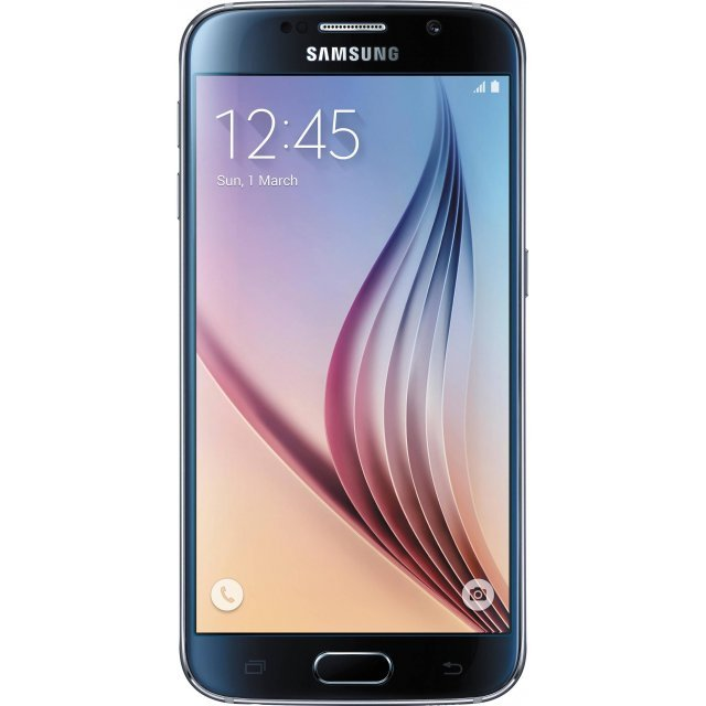 Samsung Galaxy S6 32GB (Black)