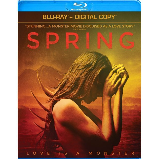 Spring [Blu-ray+Digital Copy]