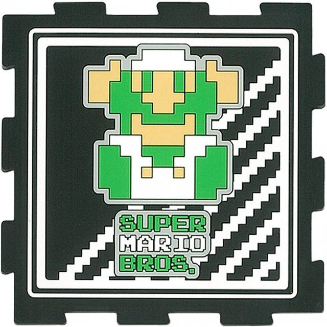 Super Mario Bros. Rubber Coaster C (Luigi)