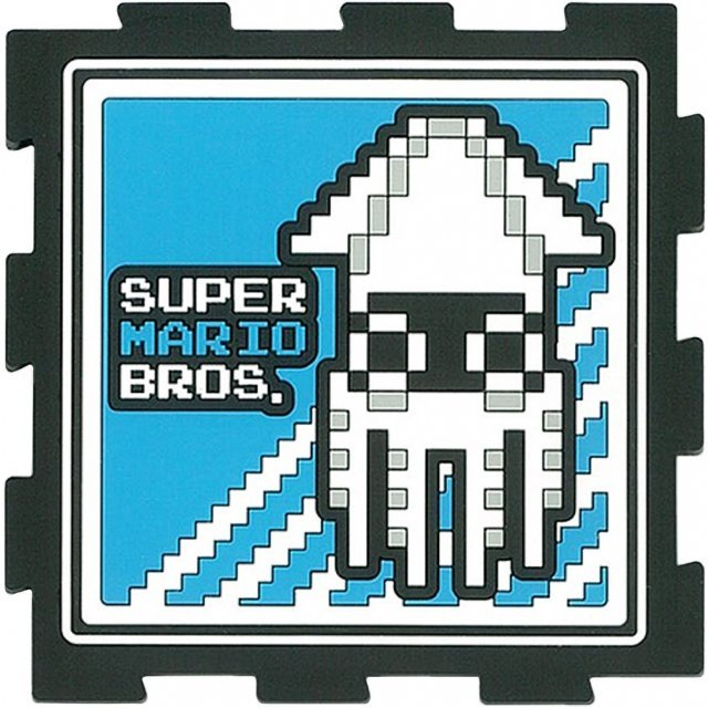 Super Mario Bros. Rubber Coaster D (Gesso)