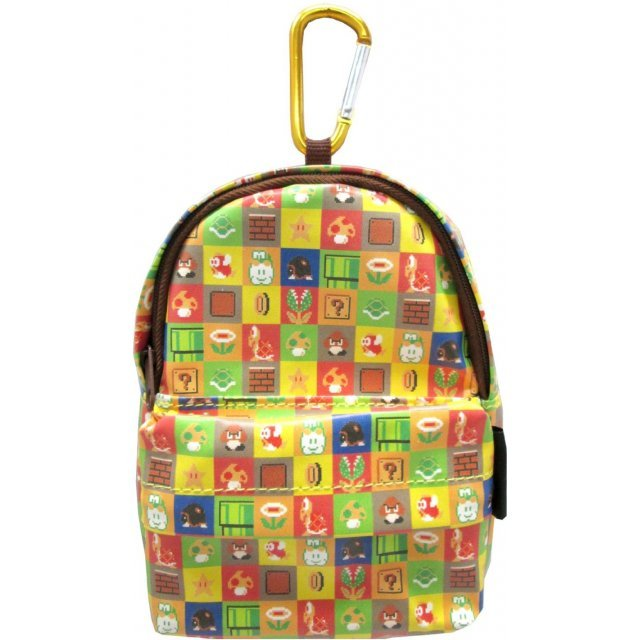 Super Mario Mini Backpack Pouch A (Icon)