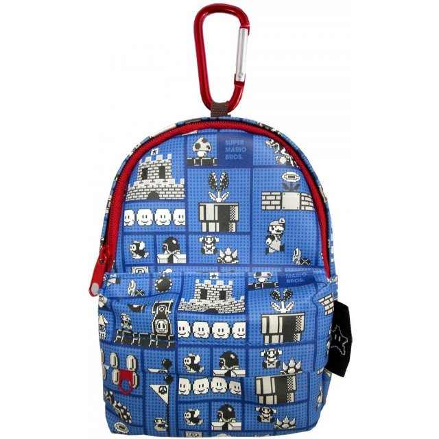 Super Mario Mini Backpack Pouch B (Stage)