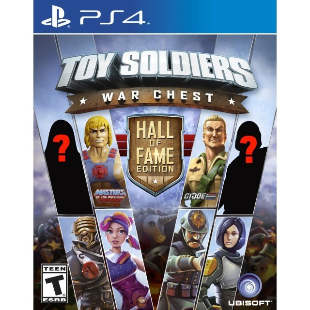 Toy Soldiers: War Chest (Hall of Fame Edition)