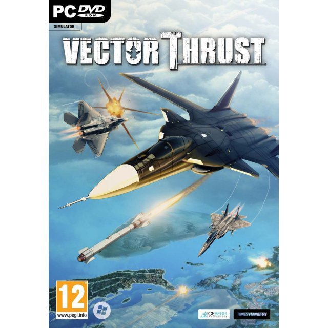 Vector Thrust (DVD-ROM)