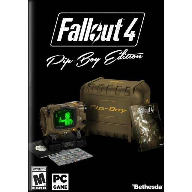 Fallout 4 (Pip-Boy Edition) (DVD-ROM)