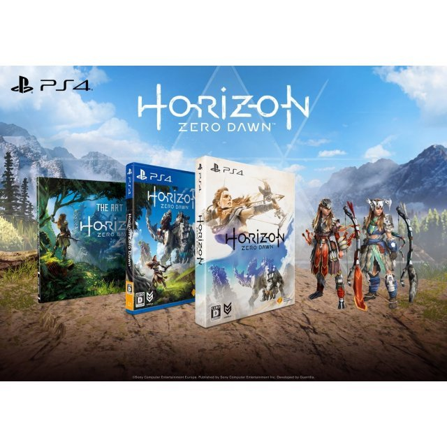 Horizon Zero Dawn [First-Press Limited Edition]