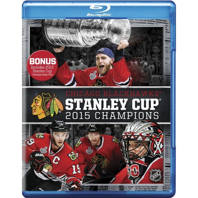 Stanley Cup 2015 Champions