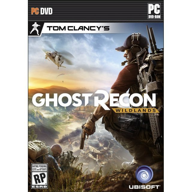 Tom Clancy's Ghost Recon: Wildlands (DVD-ROM)