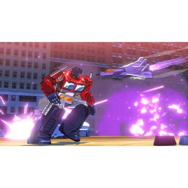 Скачать Игру Transformers Devastation Через Торрент - фото 4