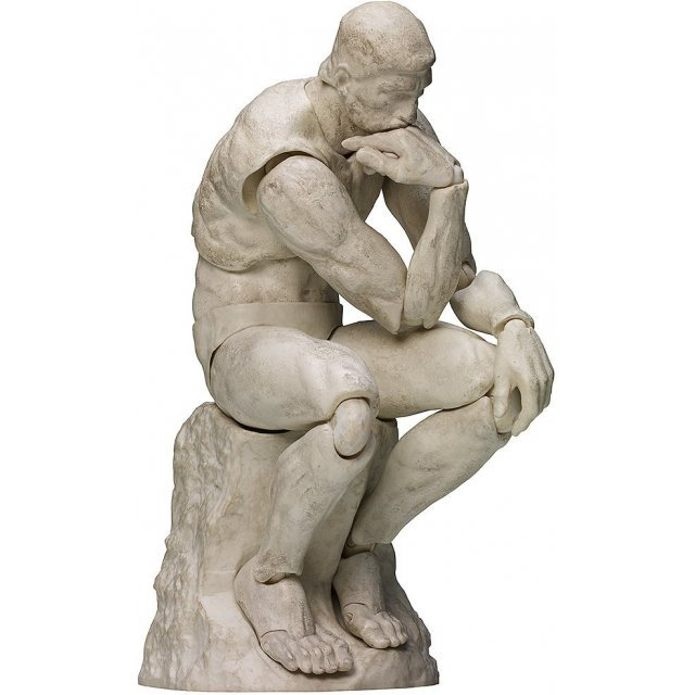 figma The Table Museum: The Thinker Plaster Ver. (Re-run)