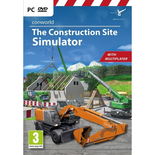 Conworld: The Construction Site Simulator (DVD-ROM)