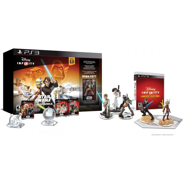 Disney Infinity 3.0 Edition (Star Wars Saga Bundle)