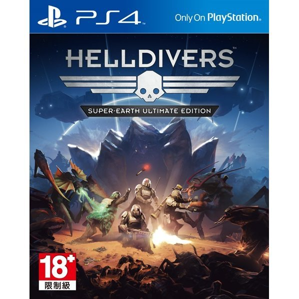Helldivers: Super-Earth Ultimate Edition (Chinese & English Sub)