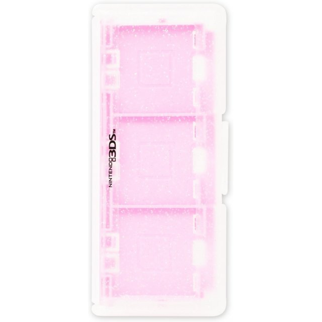 Kirakira Card Case 6 for 3DS (Pink)