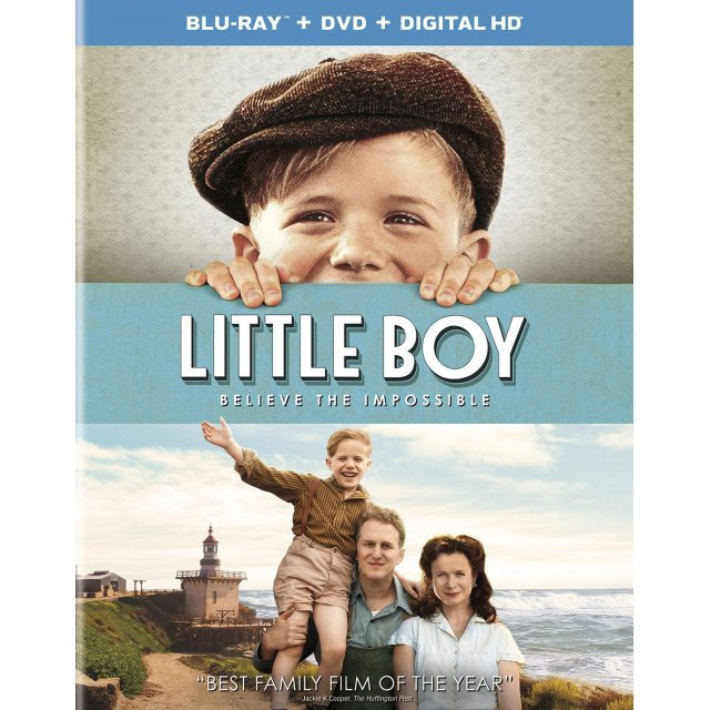 Little Boy [Blu-ray+DVD]