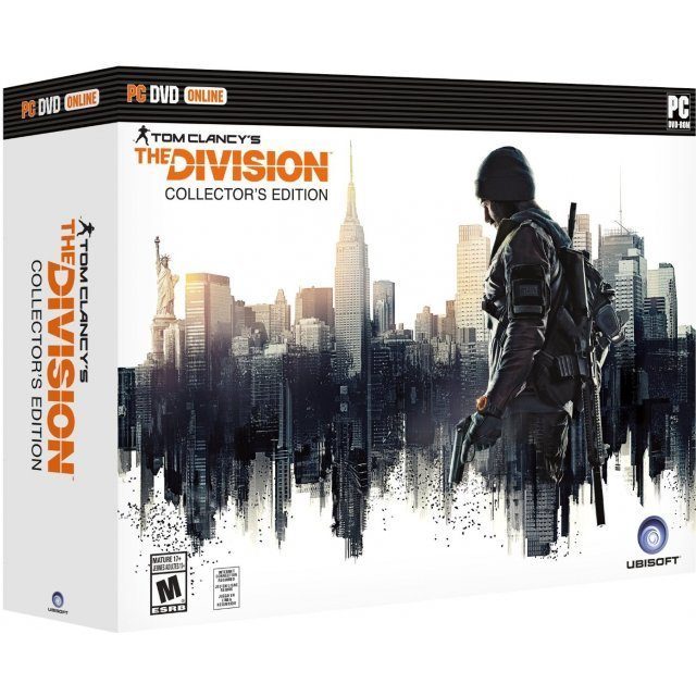Tom Clancy's The Division (Collector's Edition) (DVD-ROM)