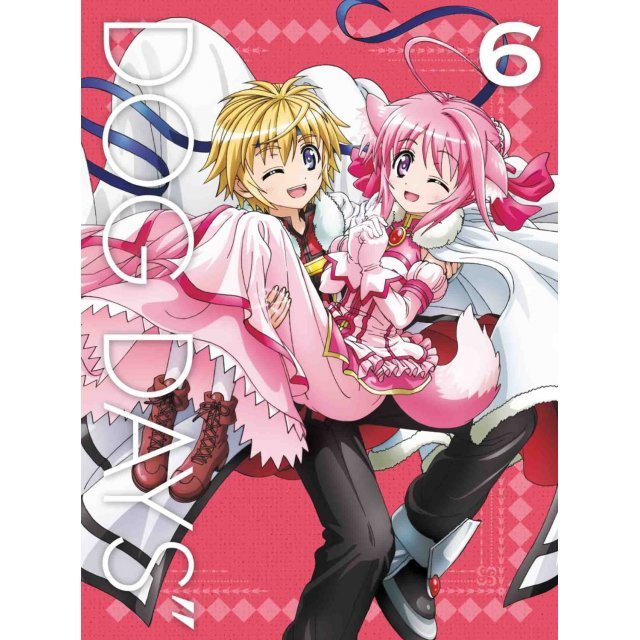 Dog Days Vol.6 [Blu-ray+DVD Limited Edition]