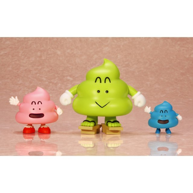 Dr. Slump: EX Alloy Plus+ Unchi-kun Set