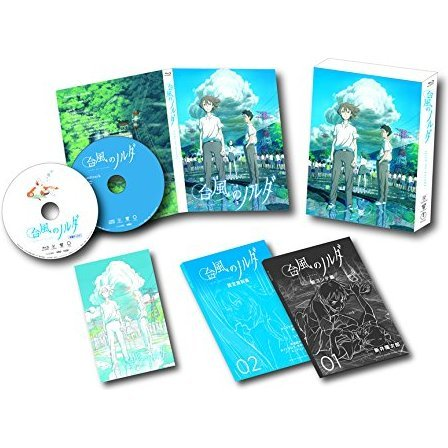 Typhoon Noruda Blu-ray Deluxe Edition