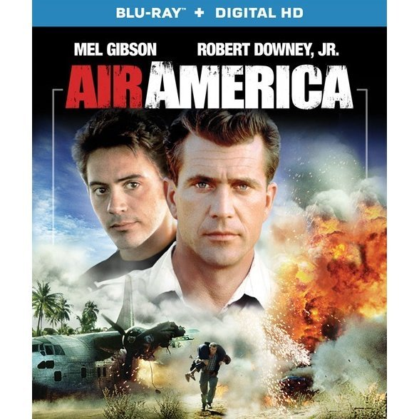Air America [Blu-ray+UltraViolet]