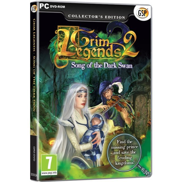 Grim Legends 2: Song of the Dark Swan (Collector's Edition) (DVD-ROM)