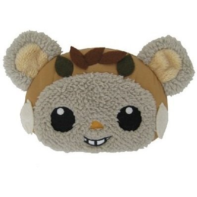 Star Wars Ewoks Face Pouch: Chirpa