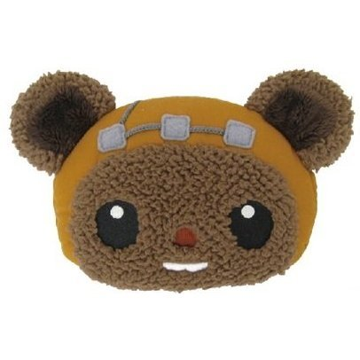 Star Wars Ewoks Face Pouch: Wicket