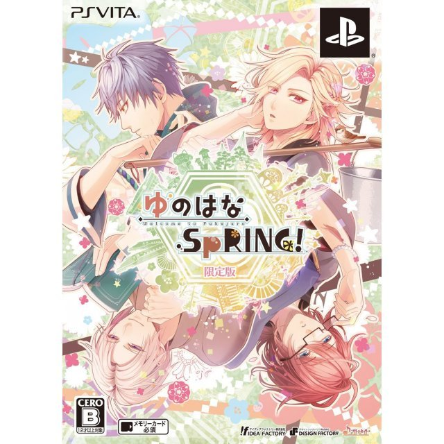Yunohana SpRING! [Limited Edition]