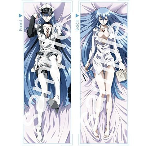 Akame ga Kill! Dakimakura Cover: #2 Esdeath