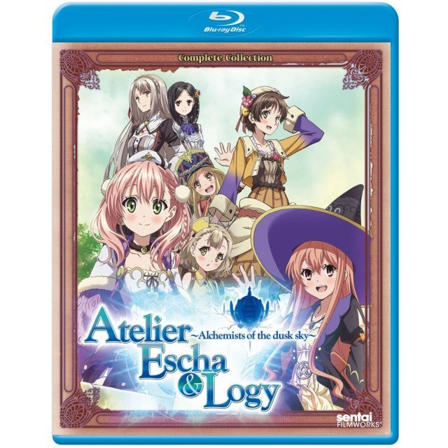 Atelier Escha & Logy: Alchemists of the Dusk Sky - Season 1 Complete Collection